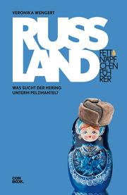 Fettnäpfchenführer Russland - Cover