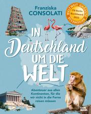 In Deutschland um die Welt - Cover