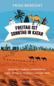 Freitag ist Sonntag in Katar - Cover