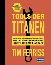 Tools der Titanen - Cover