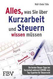 Alles, was Sie über Kurzarbeit und Steuern wissen müssen