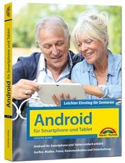 Android für Smartphones & Tablets - Leichter Einstieg für Senioren - Cover