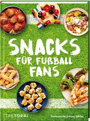 SZ Gourmet Edition: Snacks für Weltmeister