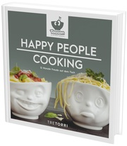 HAPPY PEOPLE COOKING