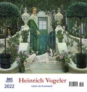 Heinrich Vogeler 2022 - Cover