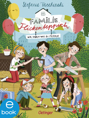 Familie Flickenteppich 2 - Cover