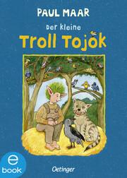 Der kleine Troll Tojok - Cover