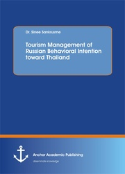 Tourism Management of Russian Behavioral Intention toward Thailand - Cover