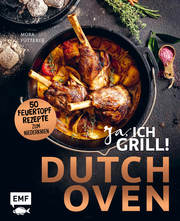 Dutch Oven - Ja, ich grill! - Cover