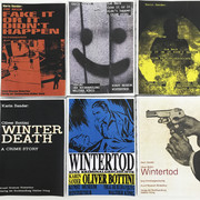 Karin Sander. Band 1: Oliver Bottini - Wintertod. Eine Kriminalgeschichte / Winter Death. A Crime Story