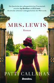 Mrs. Lewis - Cover