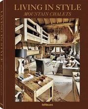 Living in Style Mountain Chalets (revised edition)