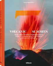 Volcanic 7 Summits, Deutsche Ausgabe