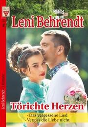 Leni Behrendt Nr. 11: Törichte Herzen / Das vergessene Lied / Vergiss die Liebe nicht