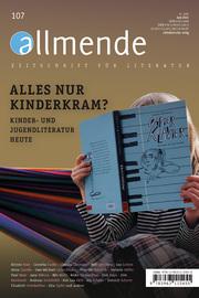 Allmende 107 - Zeitschrift für Literatur