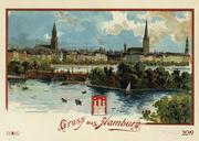 Hamburg - anno - Kalender 2019
