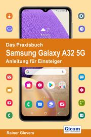 Das Praxisbuch Samsung Galaxy A32 5G - Cover