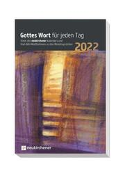 Gottes Wort für jeden Tag 2022 - Cover