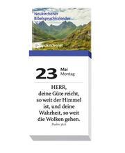 Neukirchener Bibelspruchkalender 2022 - Cover