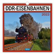 DDR-Eisenbahn 2022 - Cover
