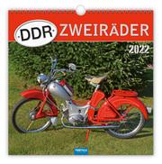 DDR-Zweiräder 2022 - Cover