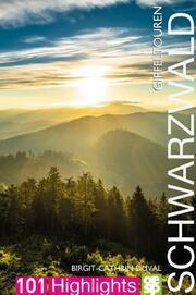 Gipfeltouren südlicher Schwarzwald - Cover