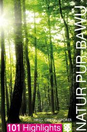 Natur pur - Baden-Württemberg - Cover