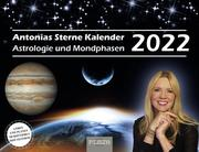 Antonias Sterne Kalender 2022 - Cover