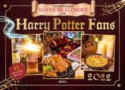 Der inoffizielle Küchenkalender für Harry Potter Fans 2022 - Cover