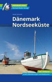 Dänemark Nordseeküste Reiseführer Michael Müller Verlag