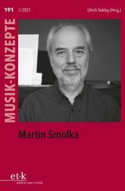 MUSIK-KONZEPTE 191: Martin Smolka - Cover