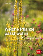 Welche Pflanze passt wohin im Naturgarten?