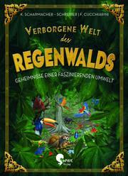 Verborgene Welt des Regenwaldes - Cover