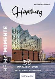 Hamburg - HeimatMomente - Cover