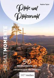 Pfalz und Pfälzerwald - HeimatMomente - Cover