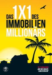Das 1x1 des Immobilien Millionärs - Cover