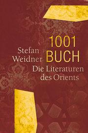1001 Buch - Die Literaturen des Orients - Cover