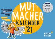 Mutmacher Kalender 2021 - Cover
