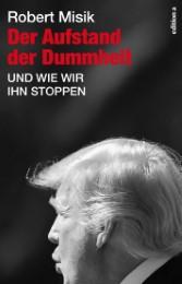 Der Aufstand der Dummheit - Cover