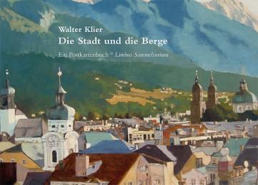 Postkarten 'Die Stadt und die Berge'