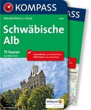 Kompass Wanderführer Schwäbische Alb - Cover