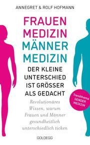 Frauenmedizin - Männermedizin - Cover