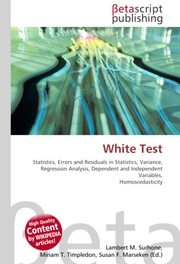 White Test - Cover