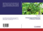 Entrepreneurial behaviour of Banana Growers