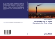 Growth Factors of Small Manufacturing Enterprises