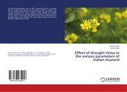 Effect of drought stress in the various parameters of Indian mustard