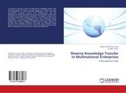 Reverse Knowledge Transfer in Multinational Enterprises