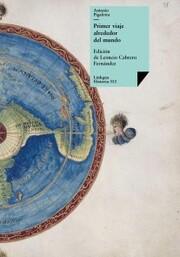 Primer viaje alrededor del mundo - Cover