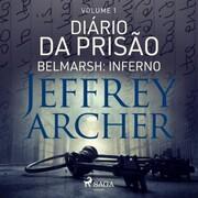 Diário da prisão, Volume 1 - Belmarsh: Inferno - Cover
