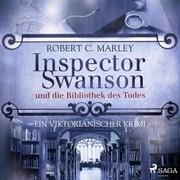 Inspector Swanson und die Bibliothek des Todes - Ein viktorianischer Krimi - Cover